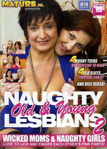Naughty Old & Young Lesbians 2