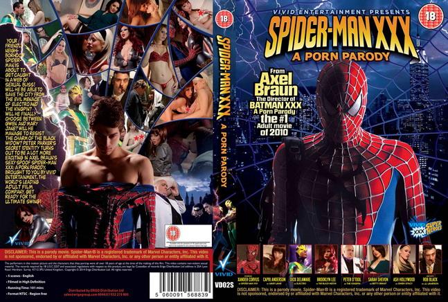 порно spider man xxx