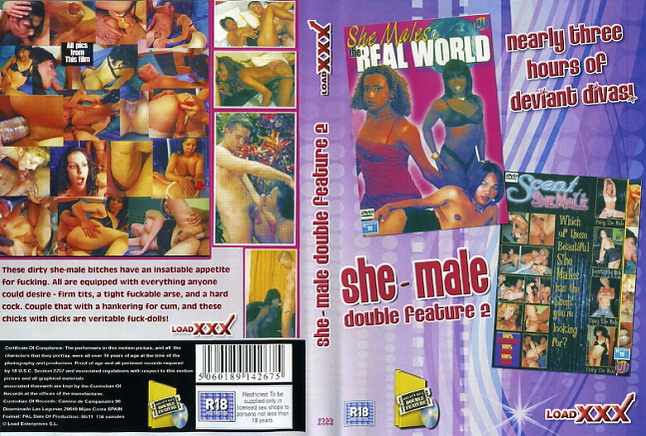 She-Male Double Feature 2
