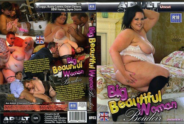 Big Beautiful Woman Boudoir