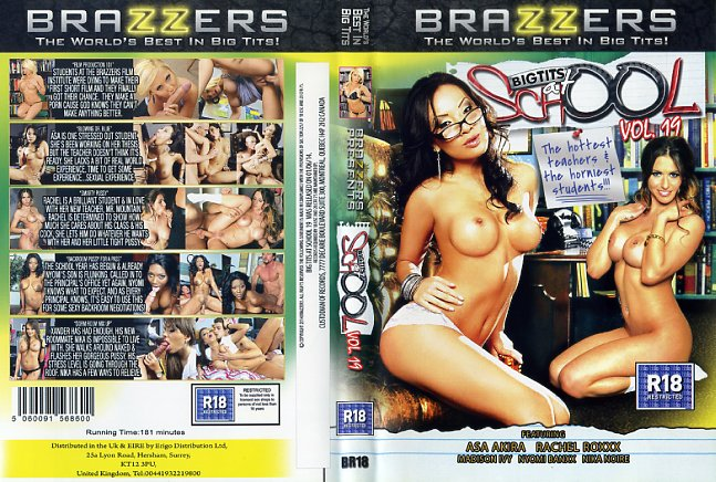 Big tits at school brazzers wholesale porn dvd
