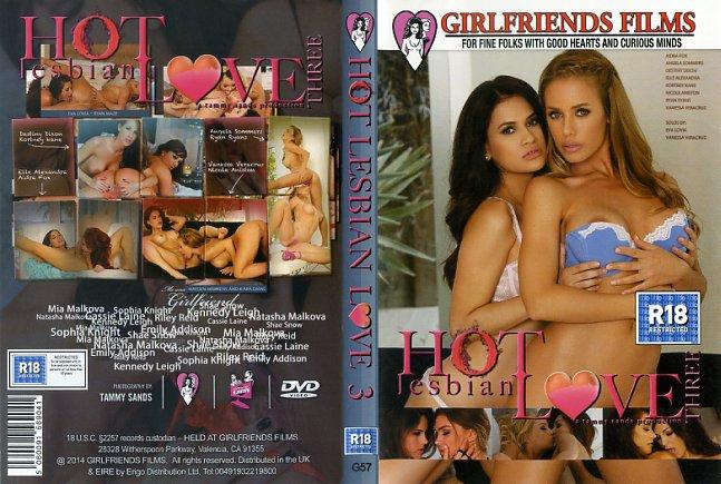 Hot Lesbian Love 3