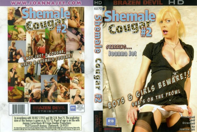 She Male Cougar 2