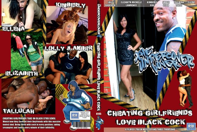 Cheating Girlfriends Love Black Cock