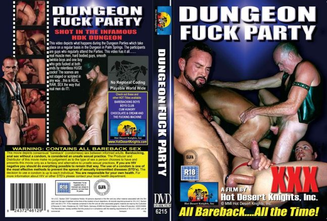 Dungeon Fuck Party
