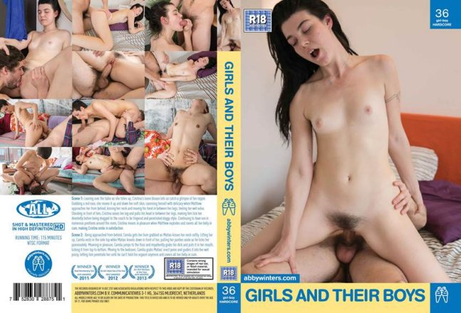 Girls And Their Boys 36