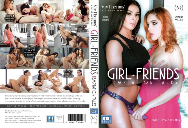 Girl.Friends Temptation Tales