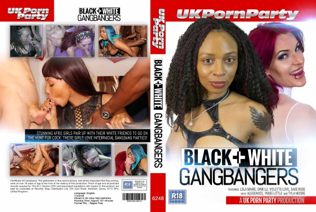 Black & White Gangbangers