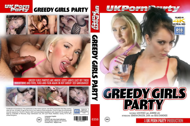 Greedy Girls Party