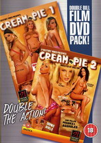 Cream My Pie 1 + 2 (Softcore)