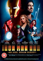 Iron Man XXX: An Axel Braun Parody (Softcore)