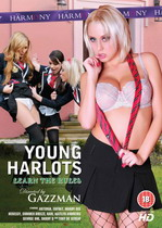 Young Harlots Learn The Rules (Softcore)
