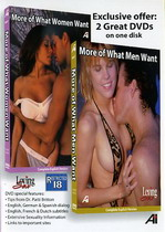 More Of What Women Want + More Of What Men Want