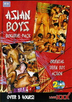 Asian Boys Double Pack (2 Dvds)