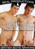 British Auditions 1