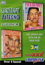 Rentboy Lateeno Double Pack 2 (2 Dvds)