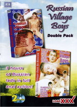 Russian Village Boys Double Pack (2 Dvds)