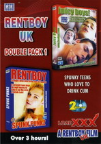 Rentboy UK Double Pack 1 (2 Dvds)