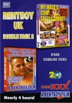Rentboy UK Double Pack 2 (2 Dvds)