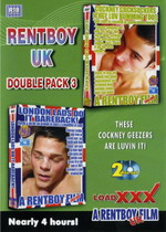 Rentboy UK Double Pack 3 (2 Dvds)