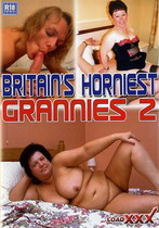 Britain's Horniest Grannies 2