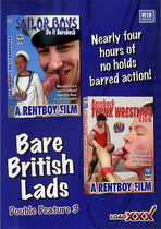 Bare British Lads Double Feature 3