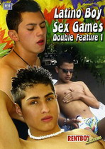 Latino Boy Sex Games Double Feature 1