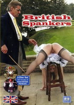 British Spankers (2 Dvds)