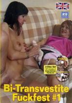 Bi-Transvestite Fuckfest 1 (2 Dvds)