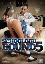 18+ Schoolgirl Bound 5