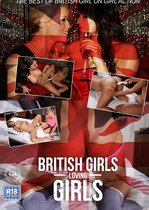 British Girls Loving Girls