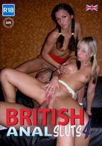 British Anal Sluts 4