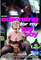 Cumming For My Toy Boy